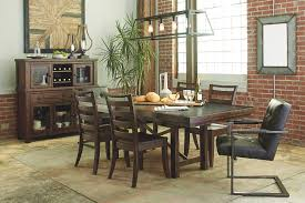 cheap 5 piece dining room sets starmore 5 piece dining room ashley furniture homestore