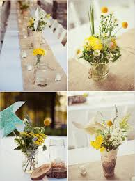 wedding flower arrangements the secrets to rustic do it yourself wedding flowers budget