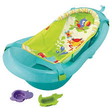 fisher price baby bath tub blue target