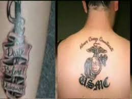 military tattoos wear your pride military com