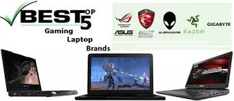 which brand is the best best laptop brands for pc gaming