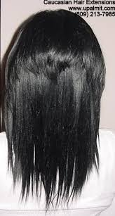 layered extensions hair extensions salon track weft weaves nj