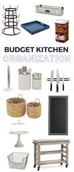 kitchen organization ideas budget master kitchen organization with these budget friendly items