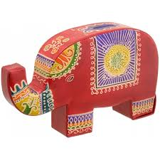 where to buy boxes for presents harness painted leather elephant money boxes 16 00