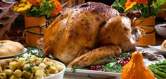 free thanksgiving dinners activities league