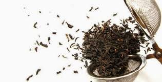 Teh Bubuk kulit as teh untuk perawatan wajah dan kulit kepala