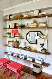 best 25 wall mounted shelves ideas on pinterest mounted shelves