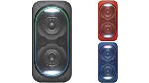 sony high powered bluetooth light up speaker gtk xb5 buy sony gtk xb60 extra bass high power home audio system harvey