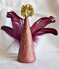 34 angel crafts to make for christmas favecrafts com