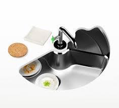 Modern Kitchen Sink Design by Magnificent Modern Kitchen Sink Featuring Double Bowl Kitchen Sink