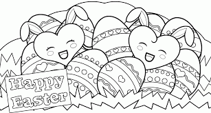 100 easter baskets coloring pages basket pages archives