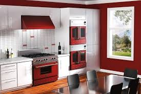 the roygbiv kitchen colorful appliances add a pop of color