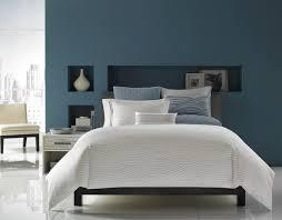 chambre peinture bleu couleur peinture chambre à coucher 30 idées inspirantes couleurs