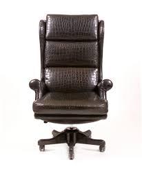 alligator executive desk chair u2013 giorgios