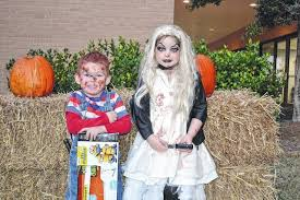 Chucky Bride Halloween Costumes Newberry Observer Ncmh Safe Halloween Costume Winners
