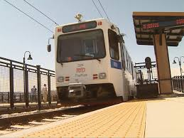 light rail w line west line opening only beginning for light rail expansion cbs denver