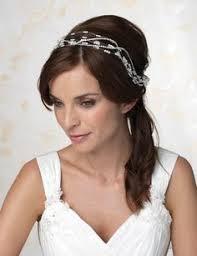 Hochsteckfrisurenen Hochzeit Mit Haarreif by Hochsteckfrisur Mit Blütenspangen Und Haarreif Hair
