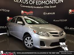 toyota lexus 2012 used 2012 silver toyota corolla man ce walkaround review