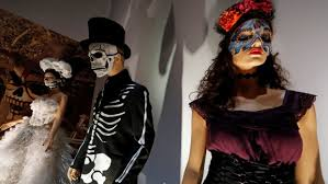 James Bond Halloween Costume Movies Zombies Halloween Changing Mexico U0027s Dead