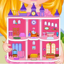 princess home decoration games room games