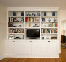 built in cabinets living room home design ideas