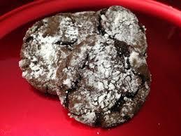 12 cookies of christmas chocolate crinkle cookies u2013 the daily soirée