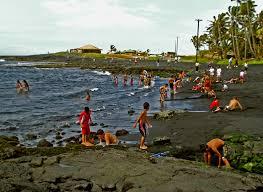black sand beach hawaii exploring punalu u black sand beach in ka u hawaii hiking