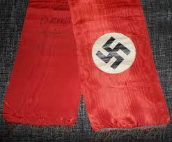 Germany Ww1 Flag Ww2 German Funeral Flag From Gaulieter U2013 Jb Military Antiques