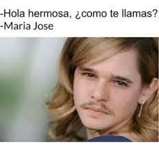 Maria Meme - hola hermosa como te llamas maria jose meme on me me