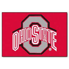 Ohio State Outdoor Rug Ohio State Area Rugs Rugs The Home Depot