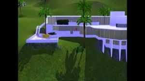 iron man malibu house the sims 3 tony starks house youtube