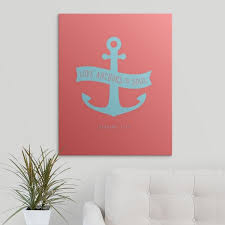 Best Love Anchors The Soul - wall word art at home and interior design ideas