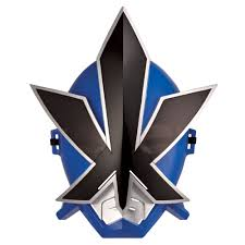 image power rangers super samurai mega ranger mask blue 1593