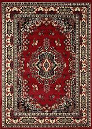 Burgundy Area Rugs Persian Burgundy Area Rug 6 X 8 Oriental Carpet 69 Actual 5 U0027 2