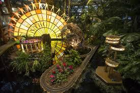 Train Show Botanical Garden by Photos Of The New York Botanical Garden Train Show