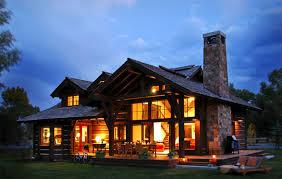 The mountain villas