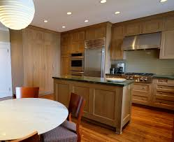 custom kitchen cabinets san francisco raised panel kitchen cabinets nina in the counter area to left and
