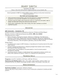 technical resume format professional engineering cv format resume for templates 19a pdf