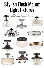 Flush Mount Lighting Lowes Kitchen Kitchen Lighting Flush Mount And 49 Polifemo Oil Rubbed