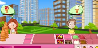 jeux de fille cuisine jeux de cuisine le jeu de cuisine du vendeur de glace