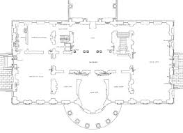 Oval Office Layout The General Architectural Layout Of The White House Quora