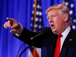 donald trump u0027to announce us embassy move from tel aviv to