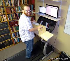 Walking Laptop Desk by Walking Desk Treadmill Diy Best Home Furniture Decoration
