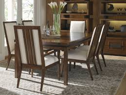 island fusion marquesa rectangular dining table lexington home