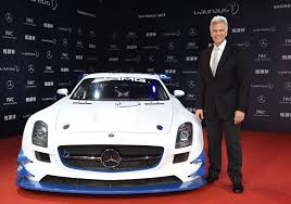 mercedes charity one mercedes sls amg gt3 went to auction for charity