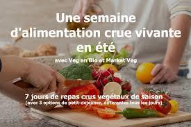 cuisine crue et vivante cours et formations veg an bio