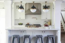 kitchen island columns kitchen island columns transitional kitchen julie