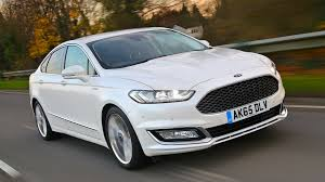 2017 ford mondeo review