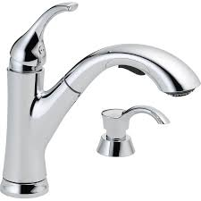 delta kitchen kitchen lavatory faucet single handle by peerless