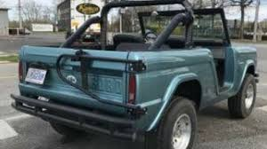 ford bronco 1968 ford bronco for sale near cadillac michigan 49601 classics